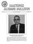 Hastings Alumni Bulletin Vol. V, No.2 (1964)