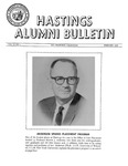 Hastings Alumni Bulletin Vol. VI, No.1 (1965) by Hastings College of the Law Alumni Association