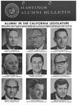 Hastings Alumni Bulletin Vol. VIII, No.1 (1967) by Hastings College of the Law Alumni Association