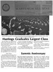 Hastings Alumni Bulletin Vol. VIII, No.2 (1967)