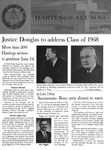 Hastings Alumni Bulletin Vol. IX, No.1 (1968) by Hastings College of the Law Alumni Association