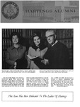 Hastings Alumni Bulletin Vol. XIV, No.1 (1969) by Hastings College of the Law Alumni Association