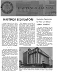 Hastings Alumni Bulletin Vol. XIV, No.2 (1969)