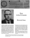 Hastings Alumni Bulletin Vol. XV, No.1 (1970) by Hastings College of the Law Alumni Association