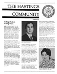 Hastings Community (Summer 1987) by Hastings College of the Law Alumni Association
