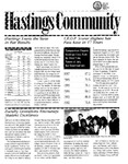 Hastings Community (Spring 1988) by Hastings College of the Law Alumni Association
