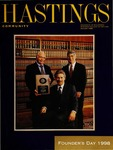 Hastings Community (Autumn 1998) by Hastings College of the Law Alumni Association
