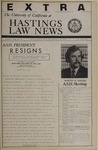 Hastings Law News Vol.1 No.10