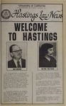 Hastings Law News Vol.7 No.1