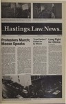 Hastings Law News Vol.15 No.3 by UC Hastings College of the Law