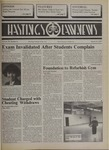 Hastings Law News Vol.20 No.6 by UC Hastings College of the Law