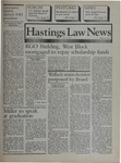 Hastings Law News Vol.21 No.6