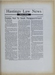 Hastings Law News Vol.22 No.4 by UC Hastings College of the Law