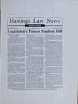 Hastings Law News Vol.23 No.2