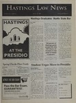 Hastings Law News Vol.31 No.5