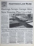 Hastings Law News Vol.32 No.7