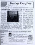 Hastings Law News 1999 Vol.1 Iss.2
